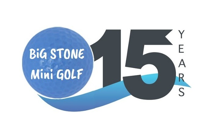 Big Stone Mini Golf 15 Years